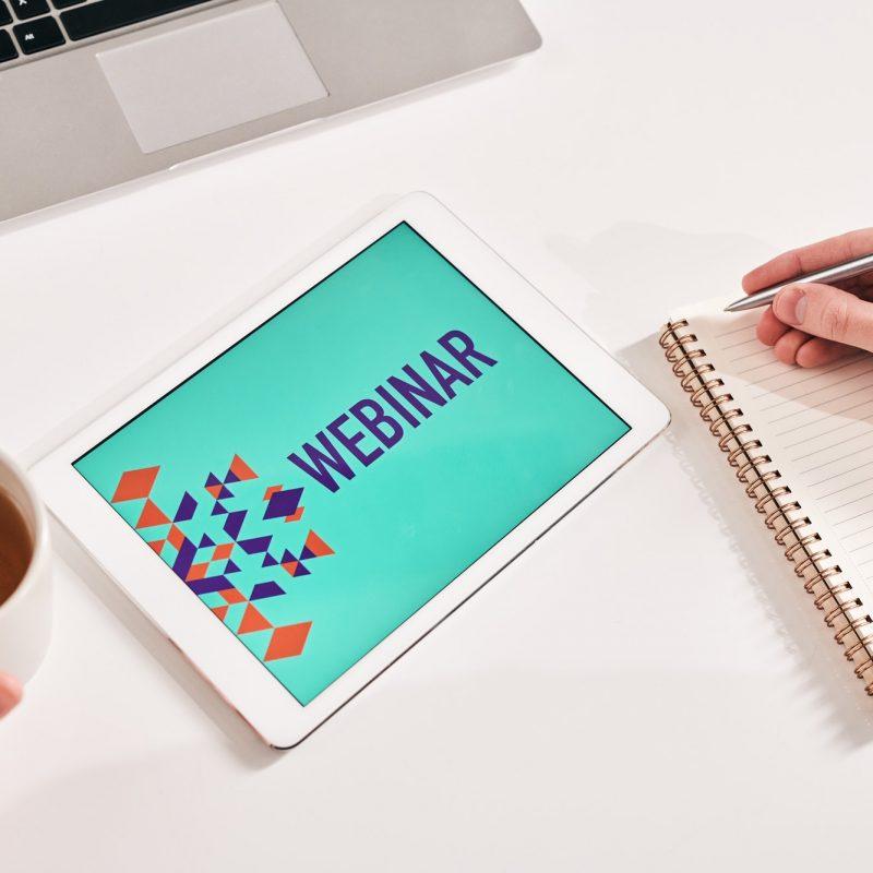 Ready to listen to webinar